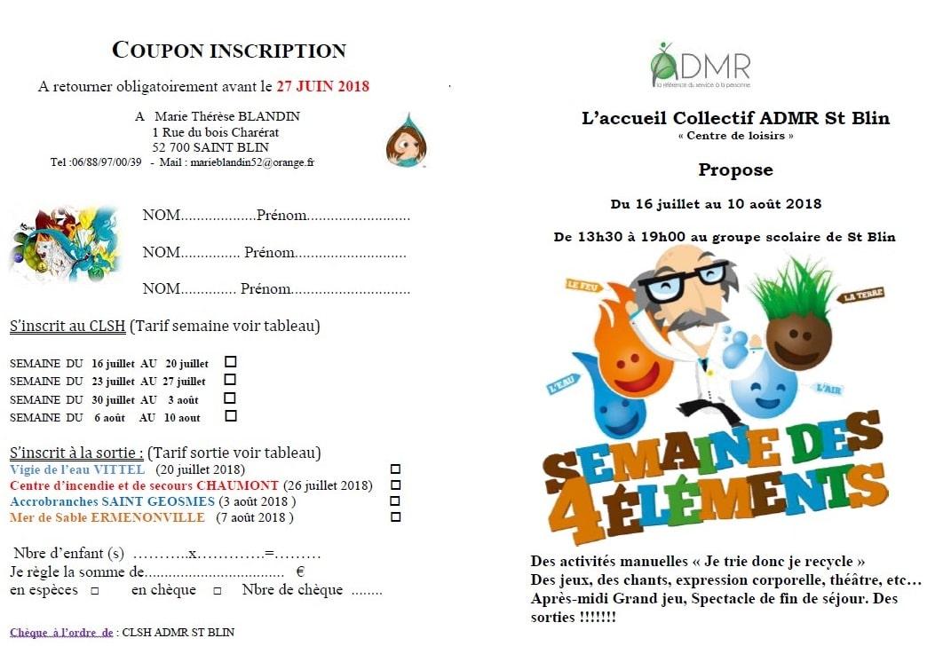 Activités Manuelles Centre De Loisirs 6 10 Ans saint-blin 3-16 ans | communauté de communes meuse rognon